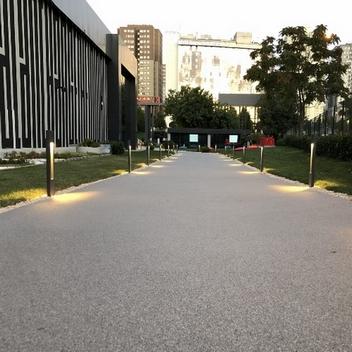 Stone Carpet Zemin Kaplama İstinye Üniversitesi Yürüyüş Yolu