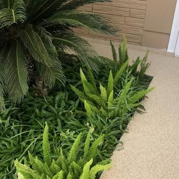 Stone Carpet - Villa, veranda Zemin Kaplaması